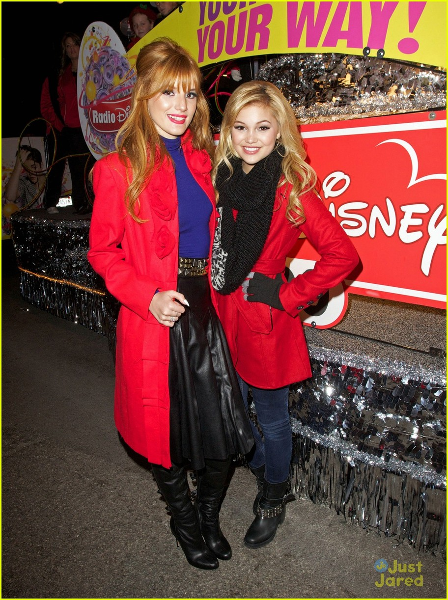 bella thorne tristan klier chicago 04