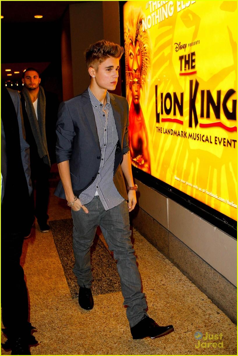 justin bieber lion king 02