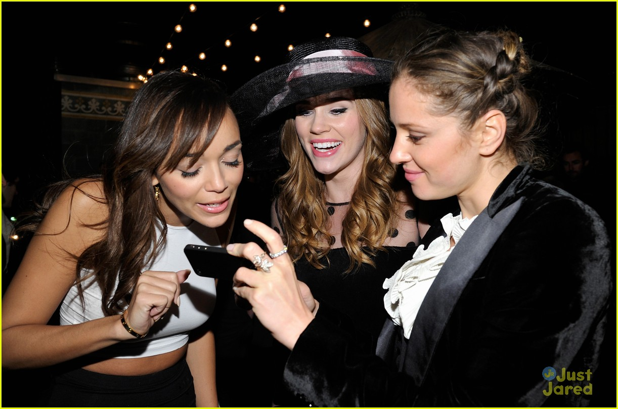 christa allen bday ashley madekwe 30