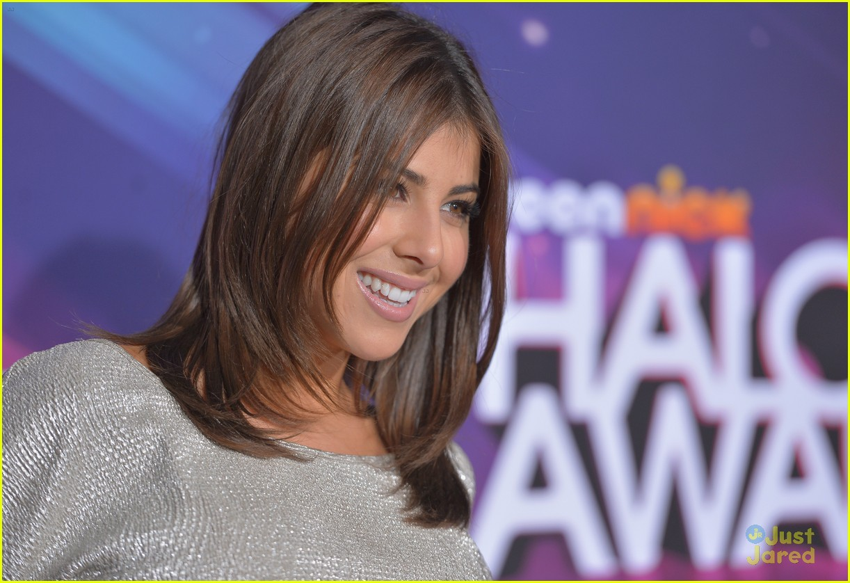 daniella monet halo awards 13