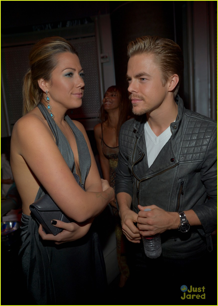 derek hough mark ballas amas 07