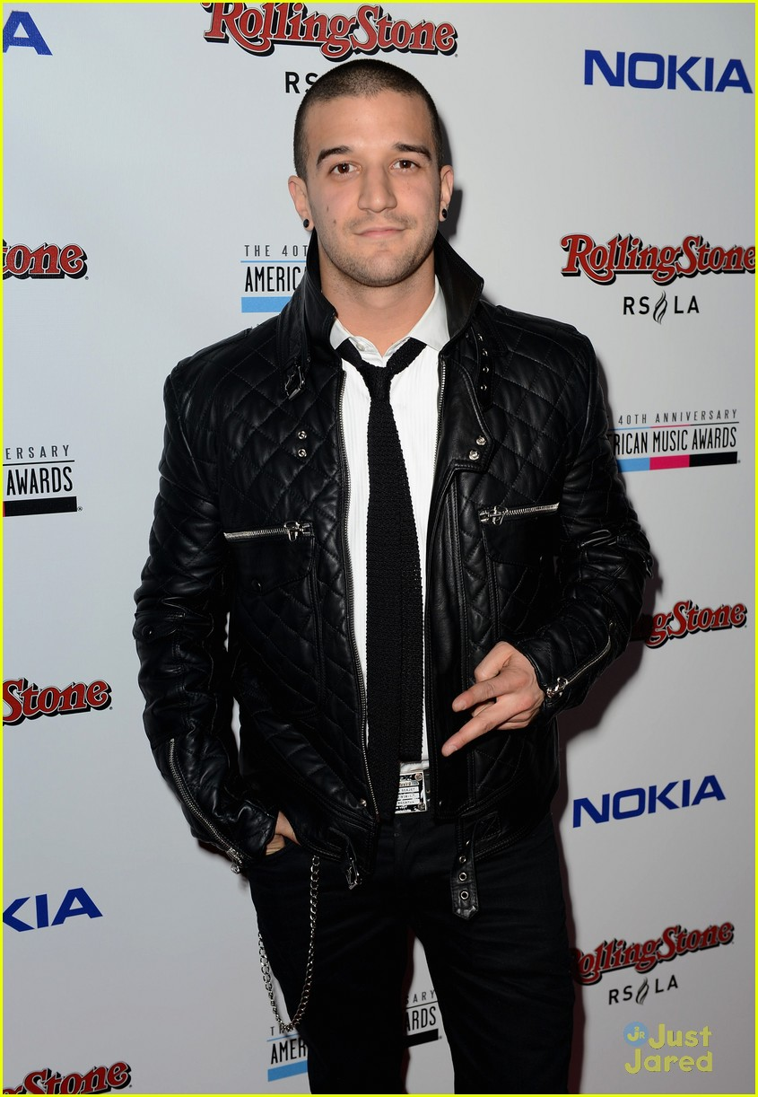 derek hough mark ballas amas 08