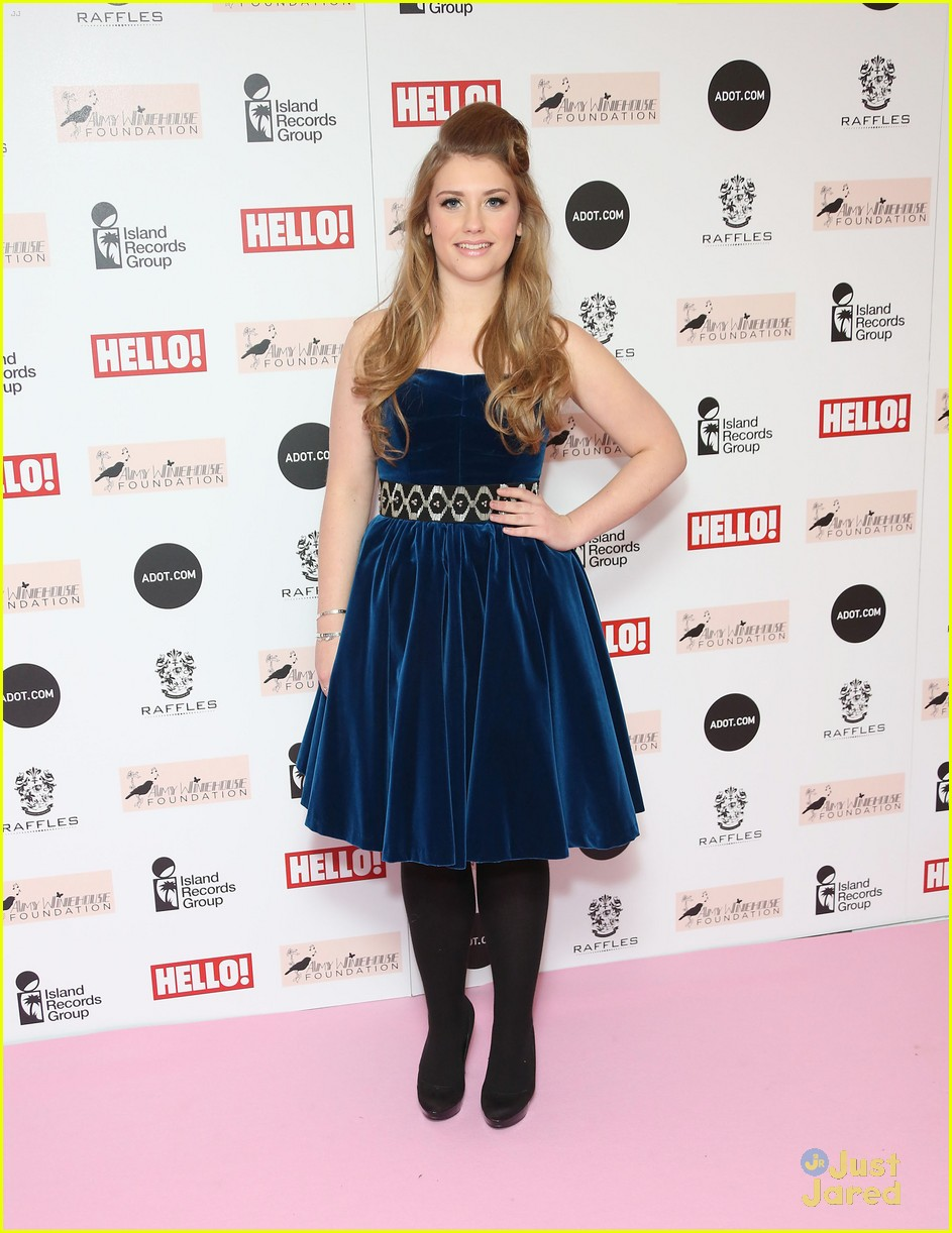 ella henderson winehouse event 05