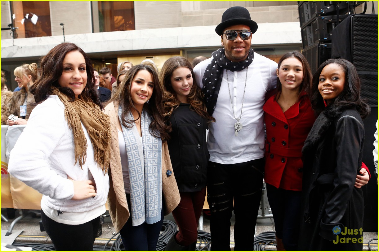 fierce five neyo today show 03