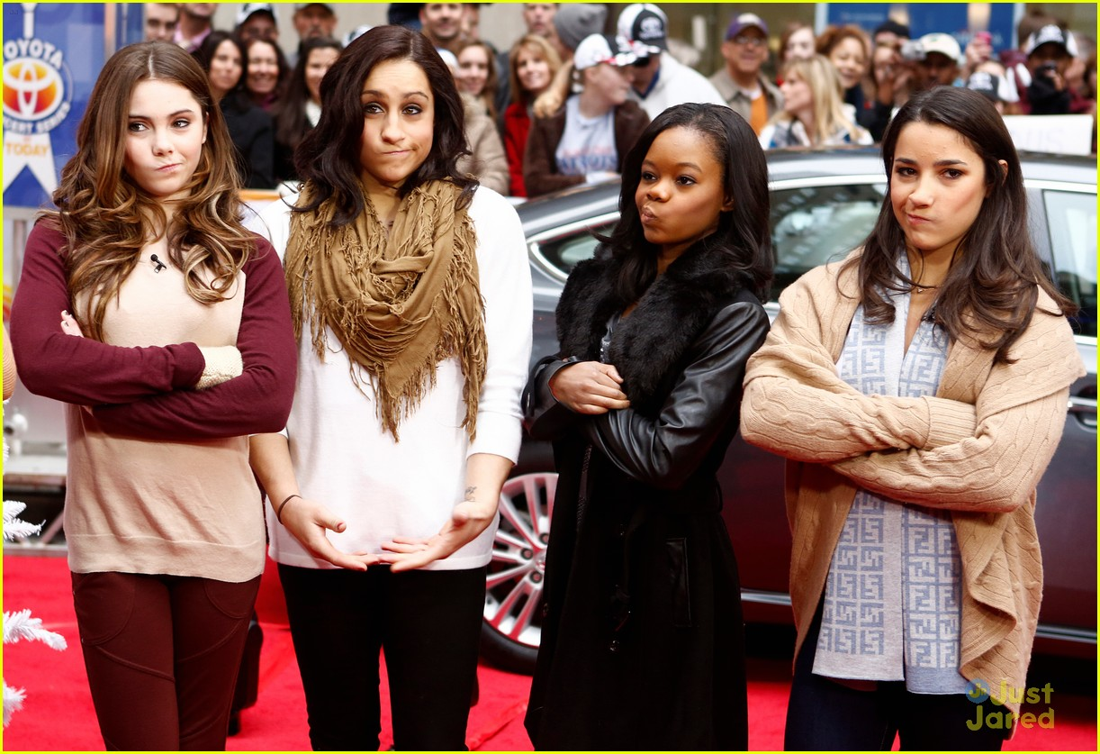 fierce five neyo today show 05