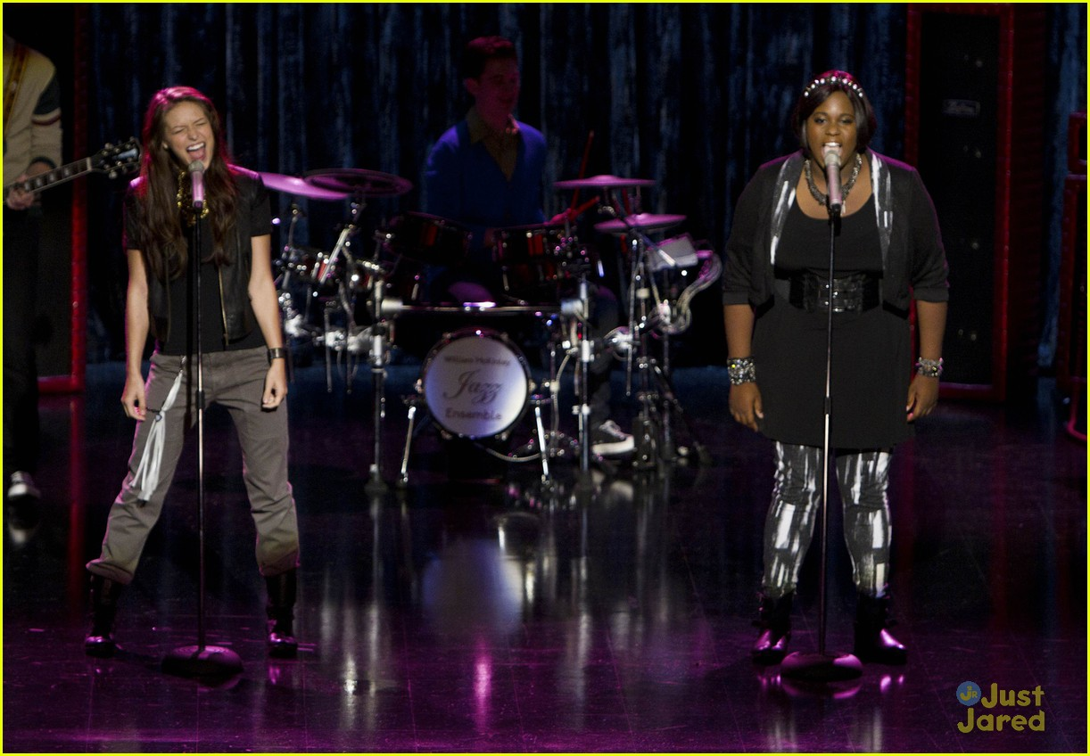 amber riley harry shum jive glee 05