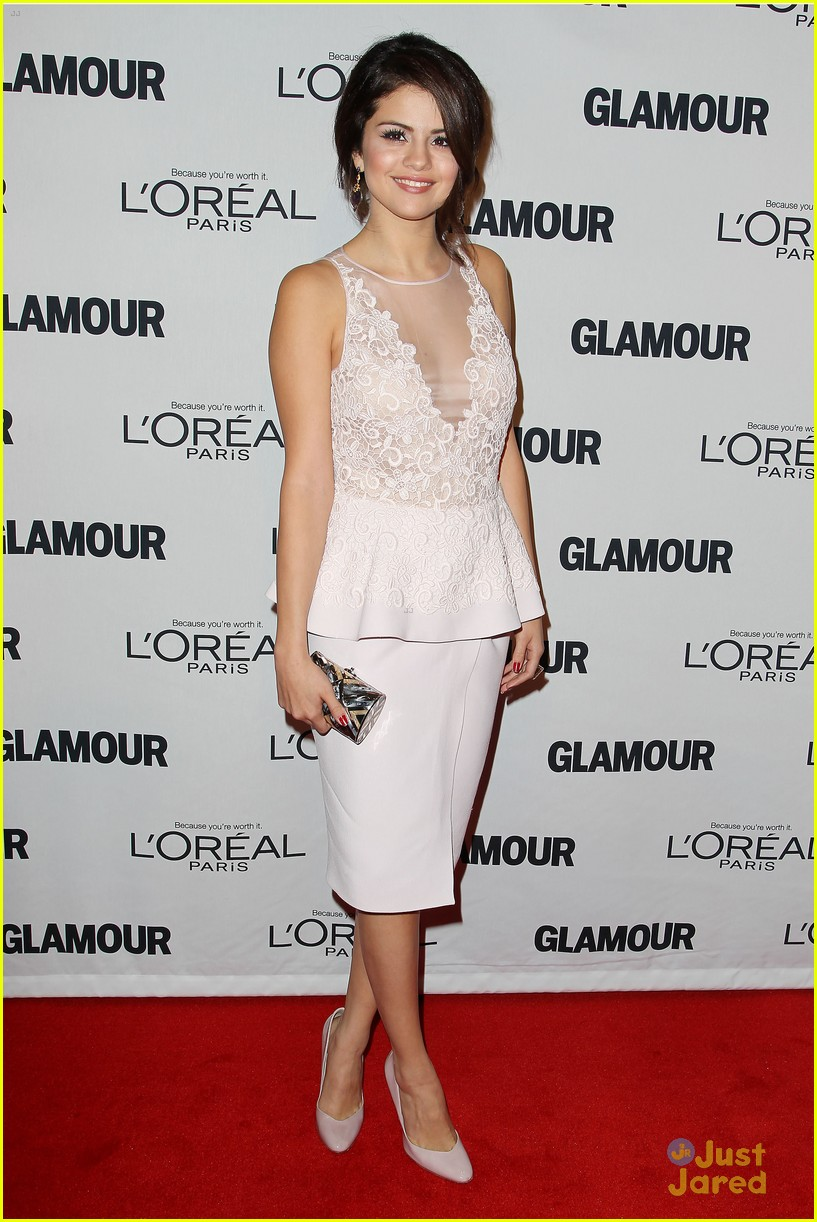 selena gomez glamour event nyc 08