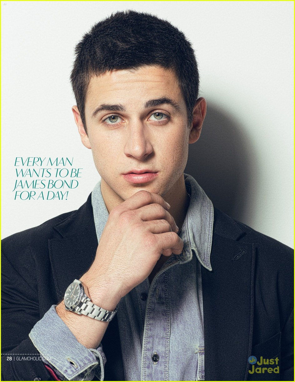 david henrie glamoholic nov 12 08