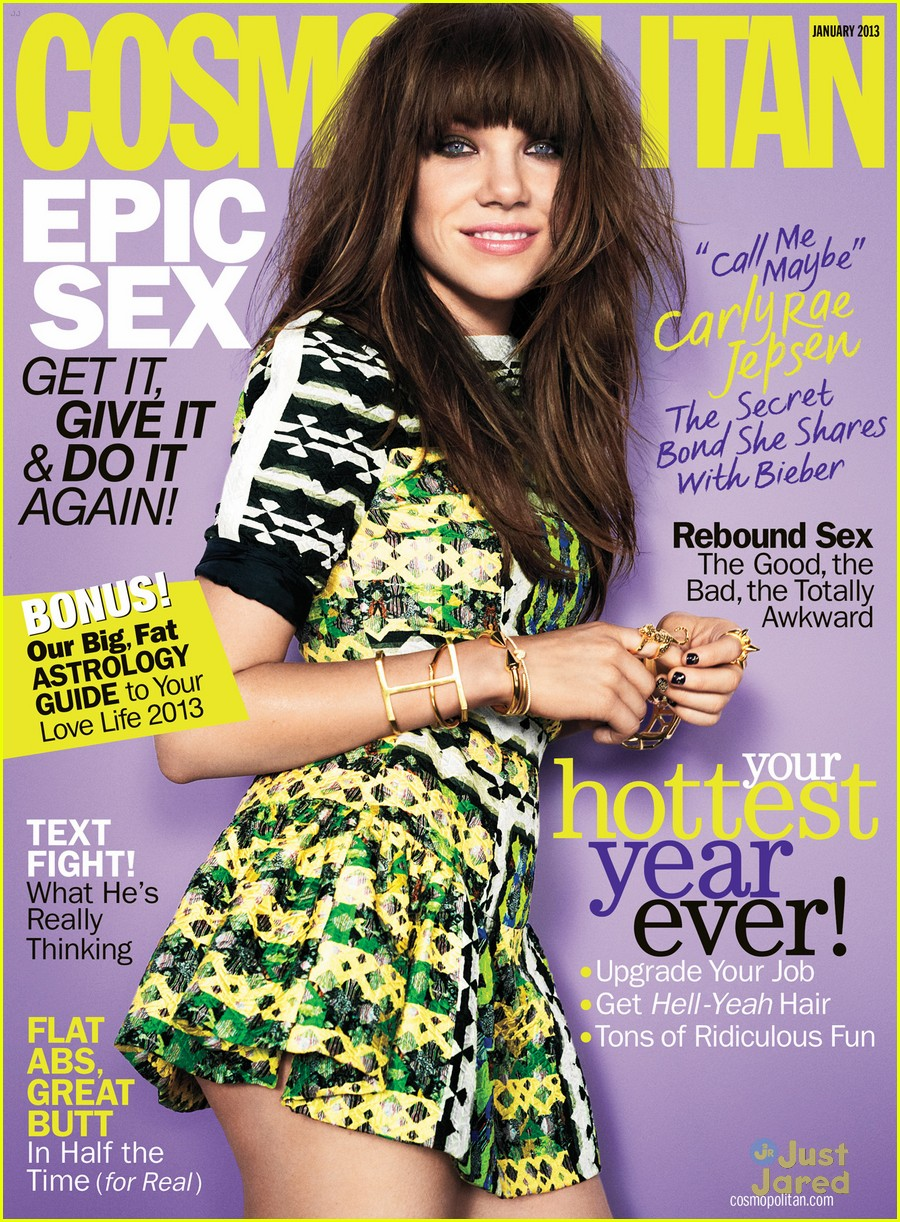 carly rae jepsen cosmo jan 2013 02