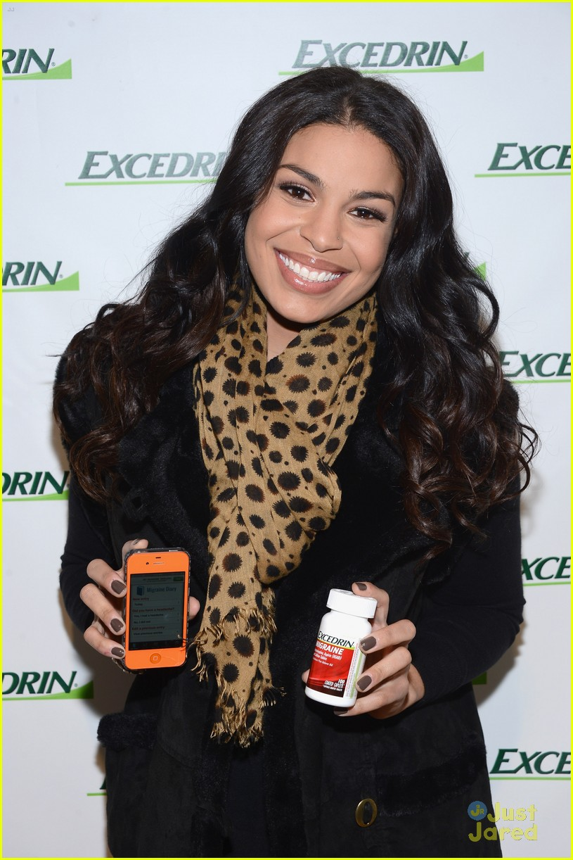 jordin sparks excedrin launch 17