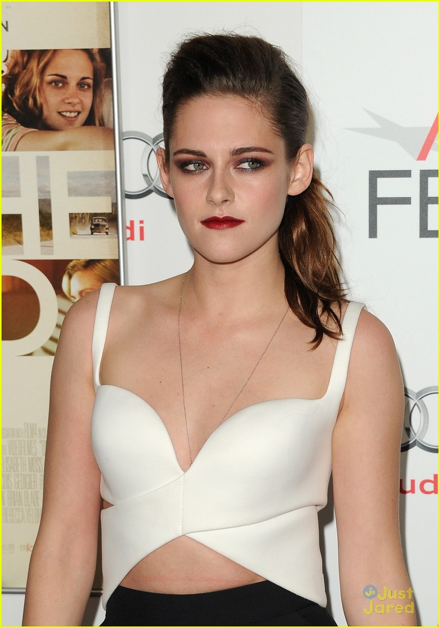 kristen stewart on road afi 03