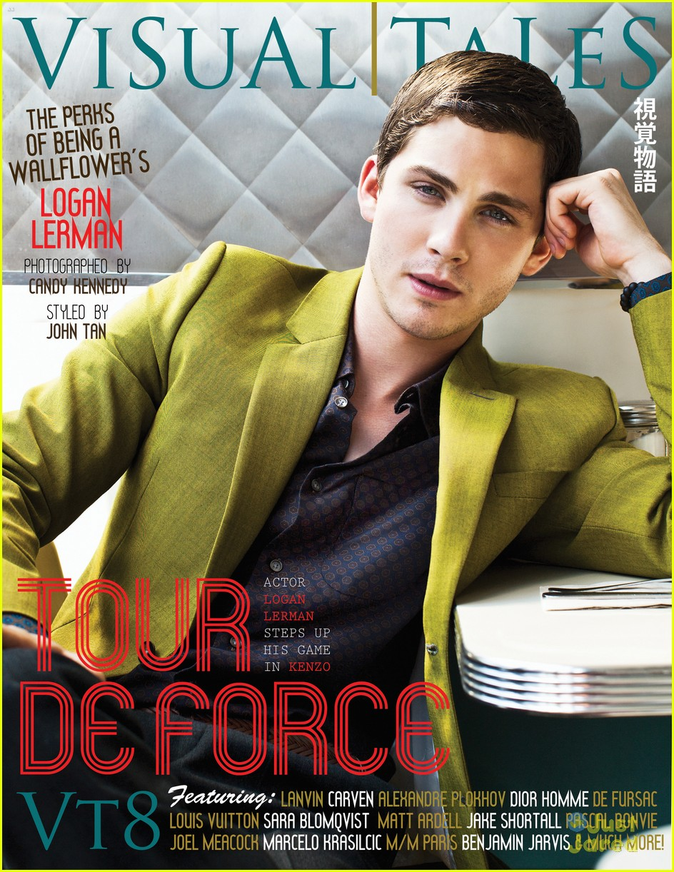 logan lerman visual tales 04