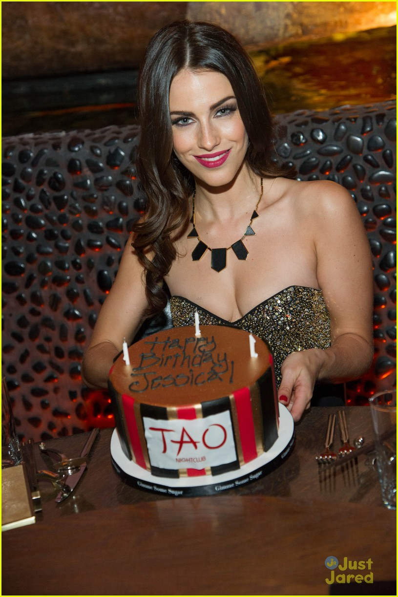 jessica lowndes tao vegas bday 12