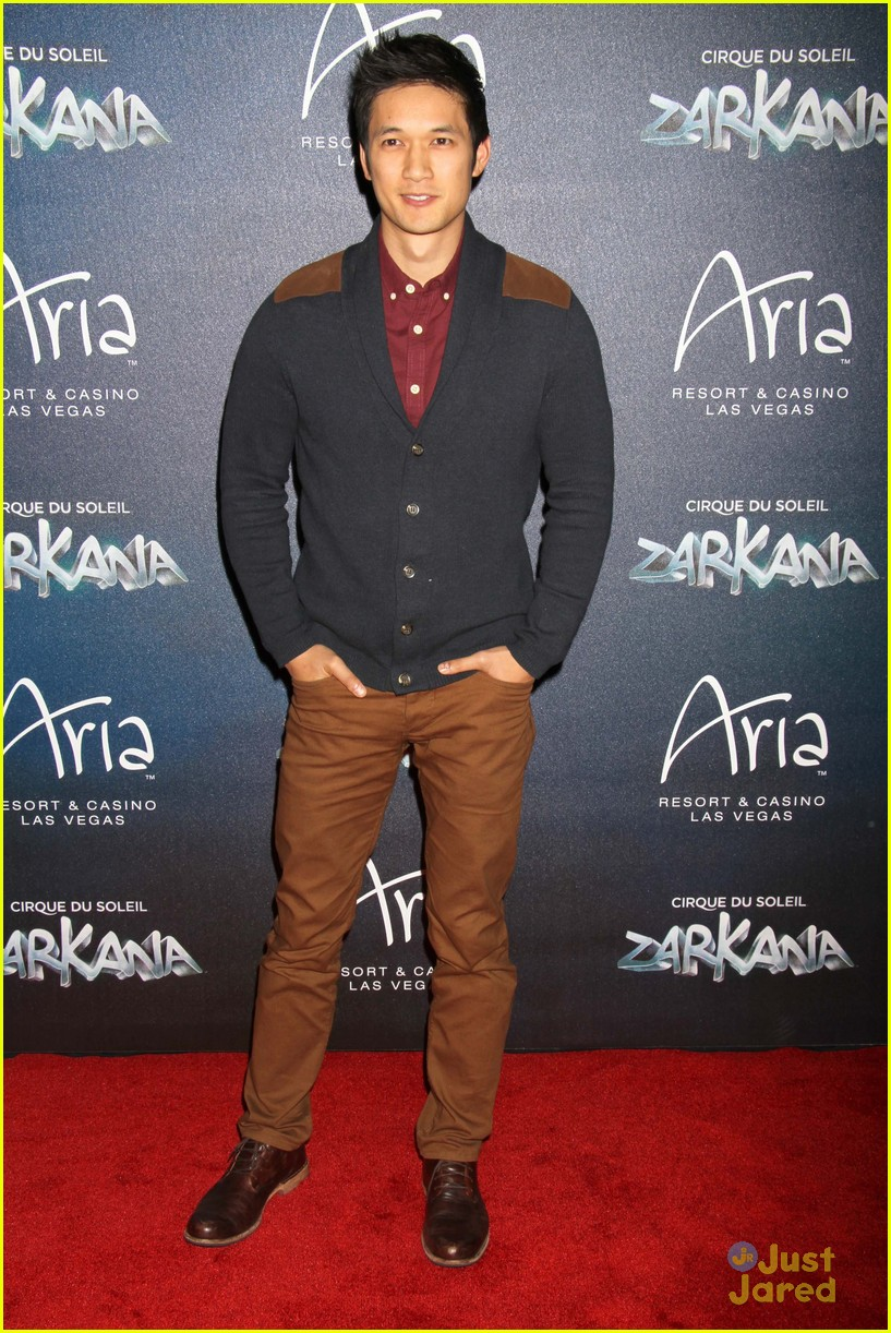 matt lanter harry shum jr zarkana 12