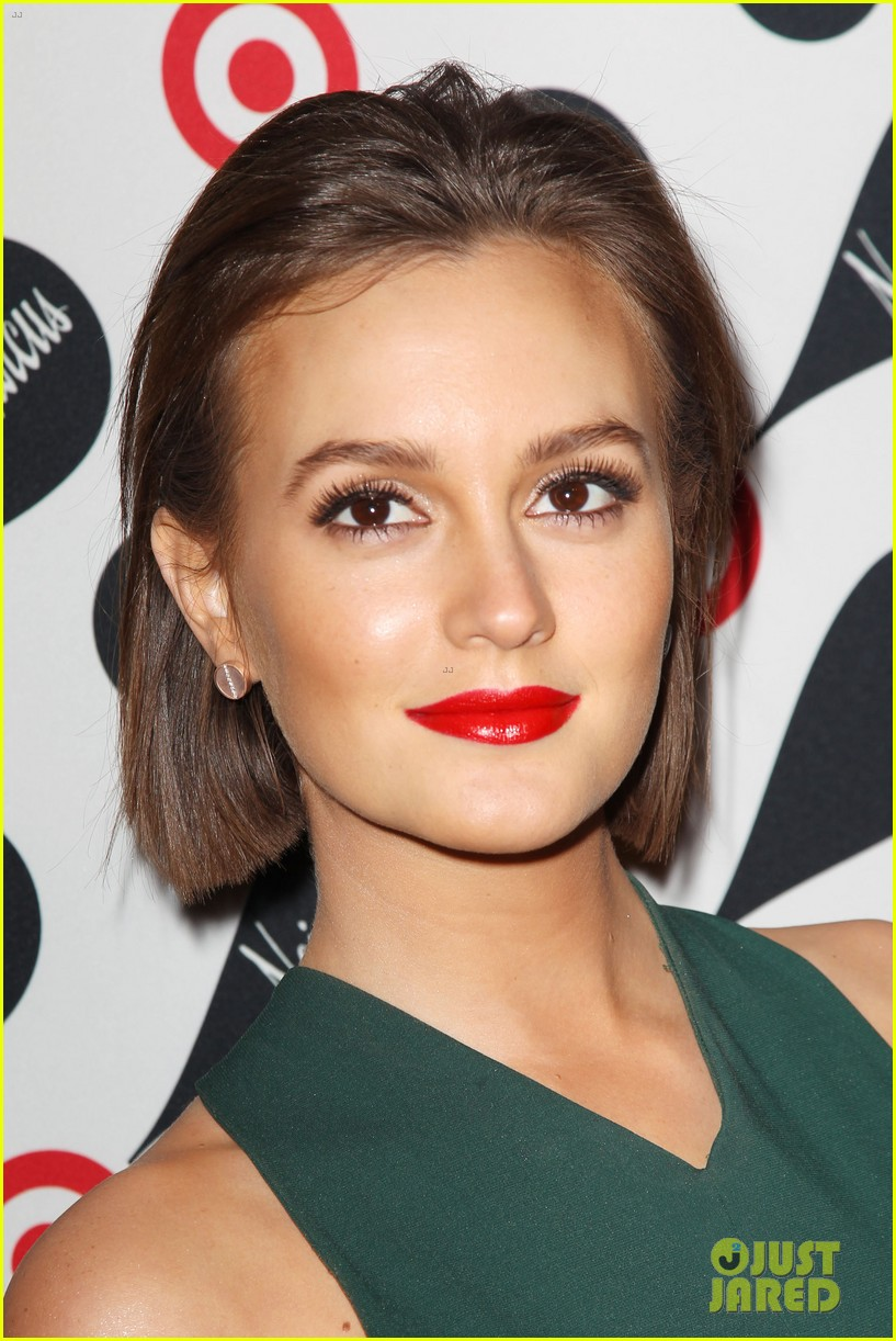 leighton meester target event 02