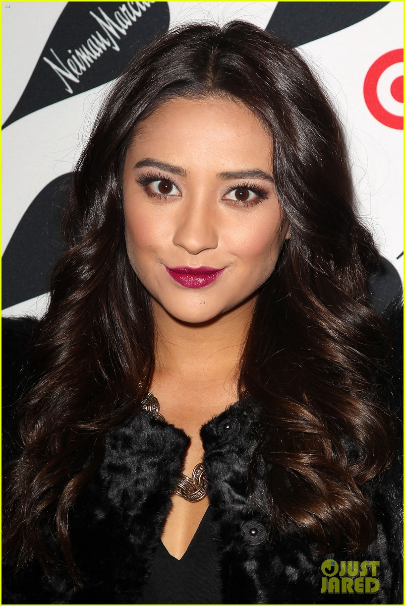 shay mitchell target launch event 02