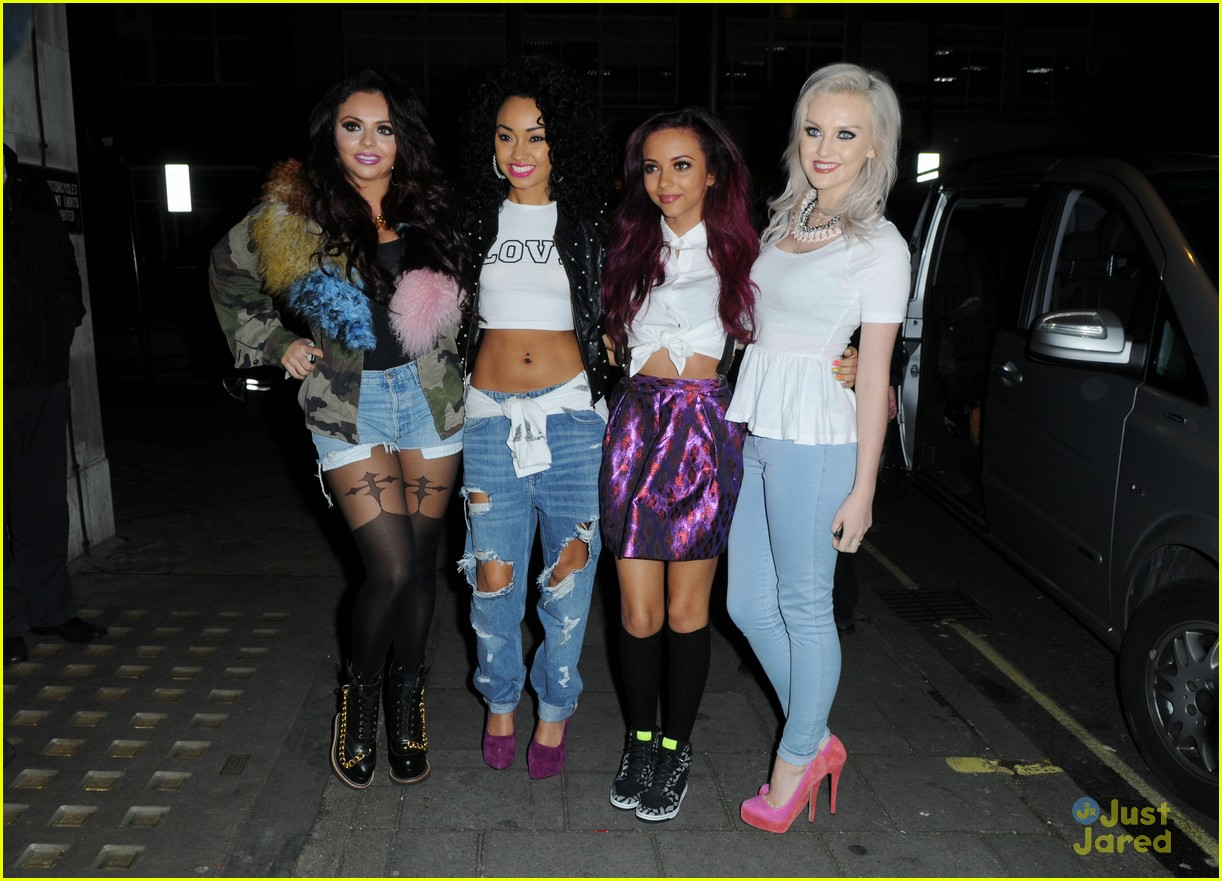 little mix bbc studios 01