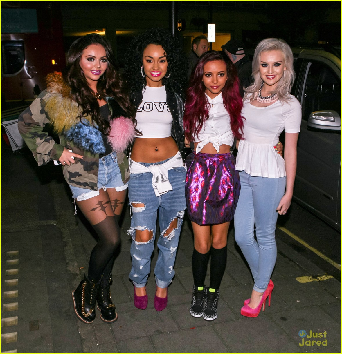 little mix bbc studios 09