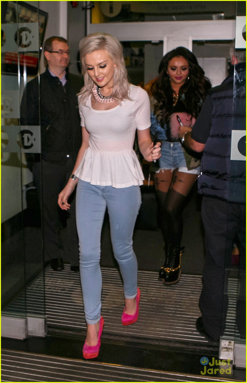little mix bbc studios 10