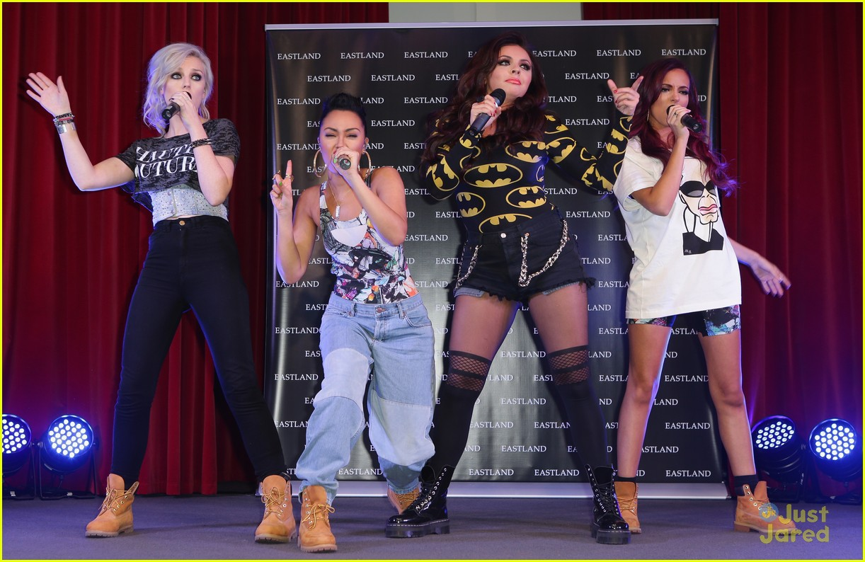 little mix melbourne stop 19