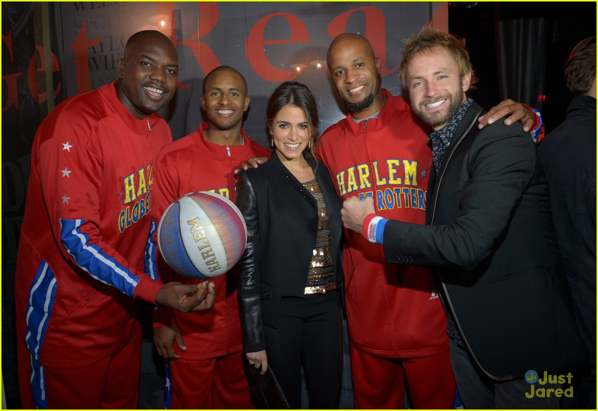 nikki reed paul mcdonald globetrotters 02