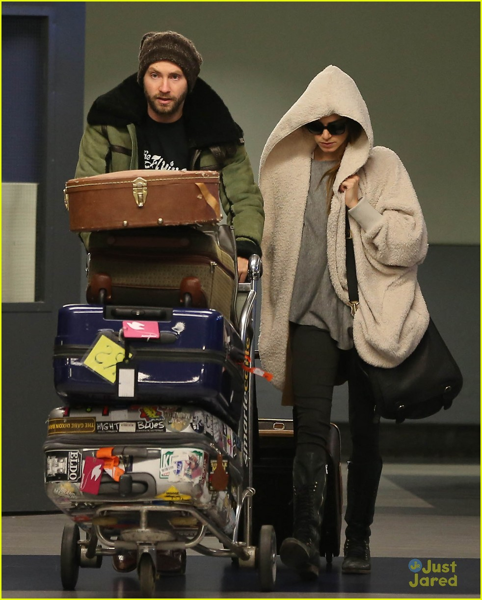 nikki reed paul mcdonald lax 14