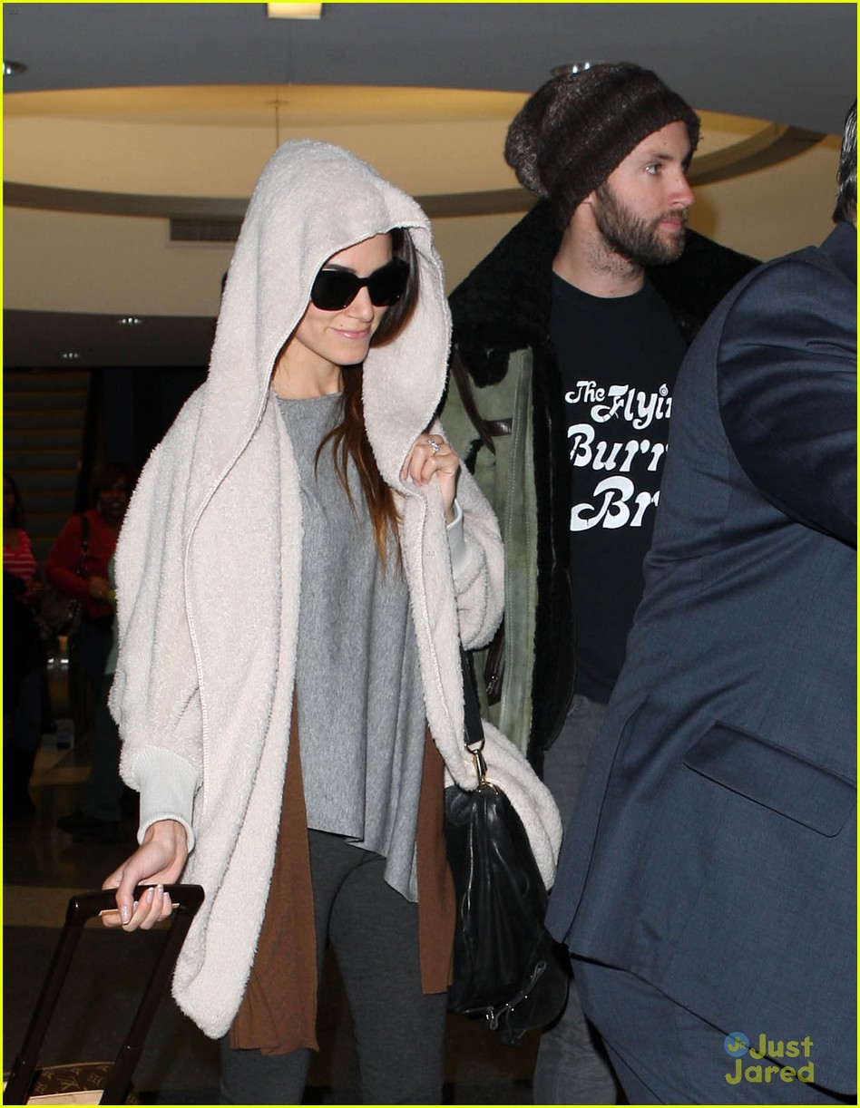 nikki reed paul mcdonald lax 15