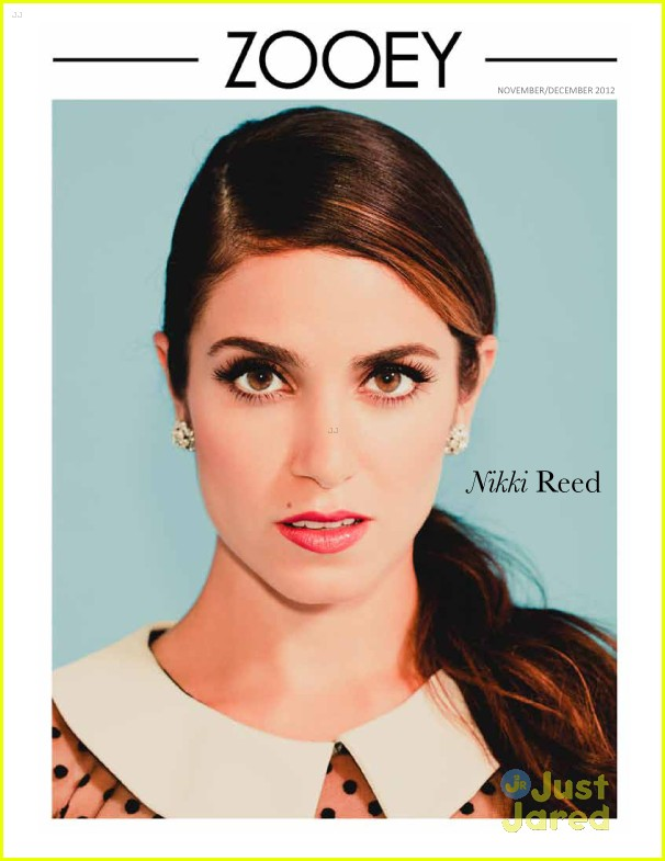 nikki reed zooey mag december 01