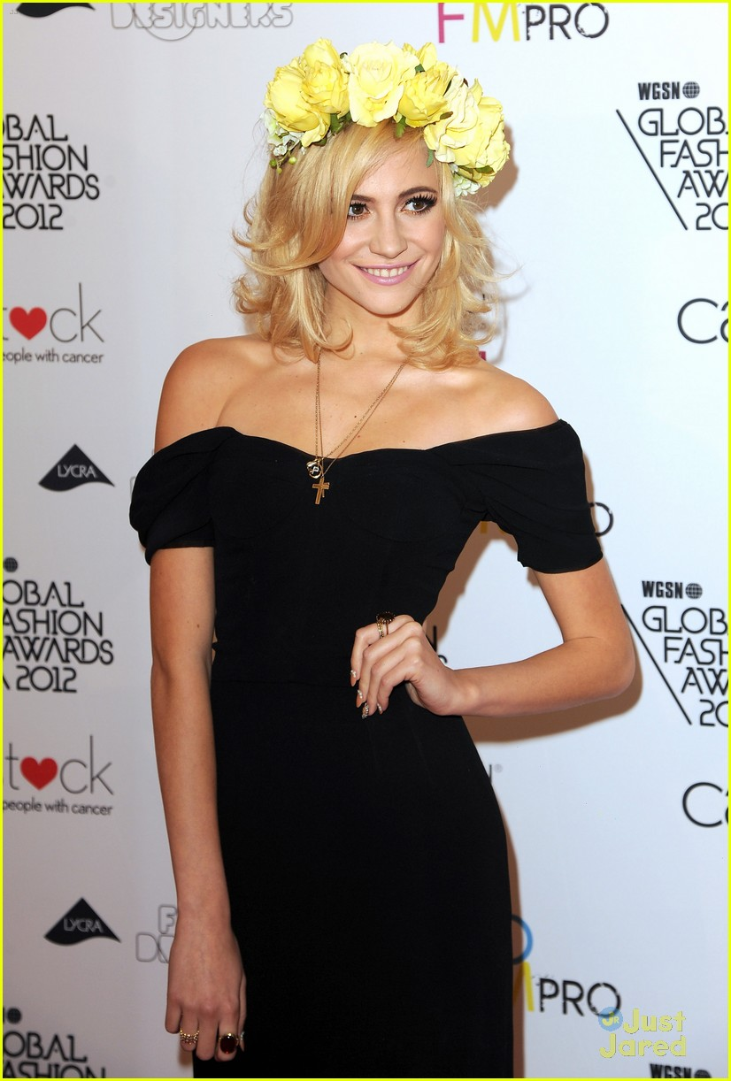 pixie lott global fashion awards 02