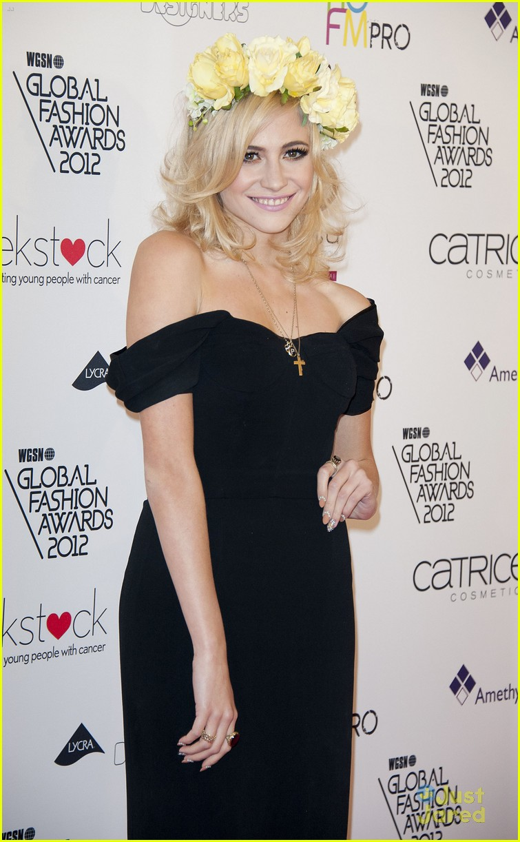 pixie lott global fashion awards 08