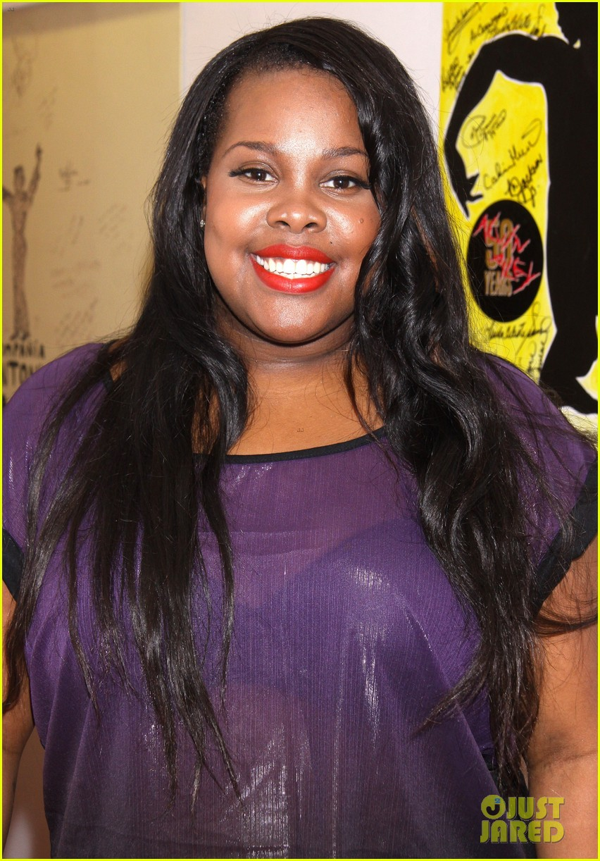 amber riley cotton club parade star 13