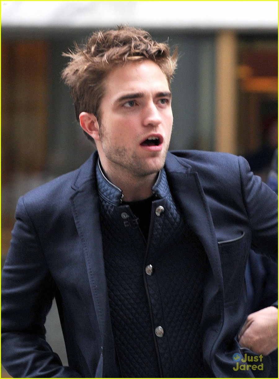 rob pattinson today show stop 13