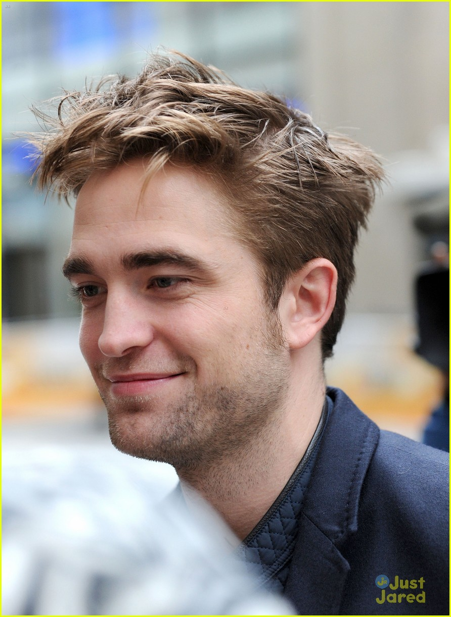 rob pattinson today show stop 15