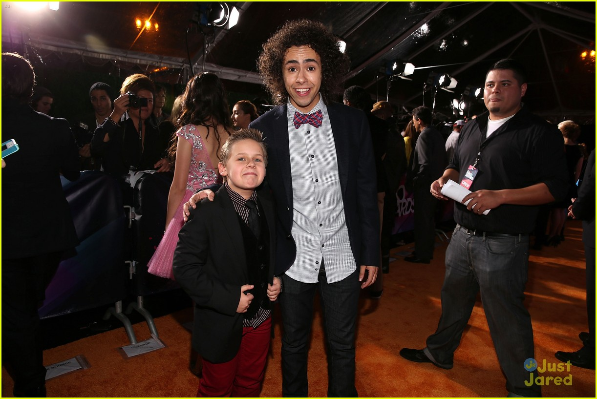 jackson brundage ryan newman halo awards 10