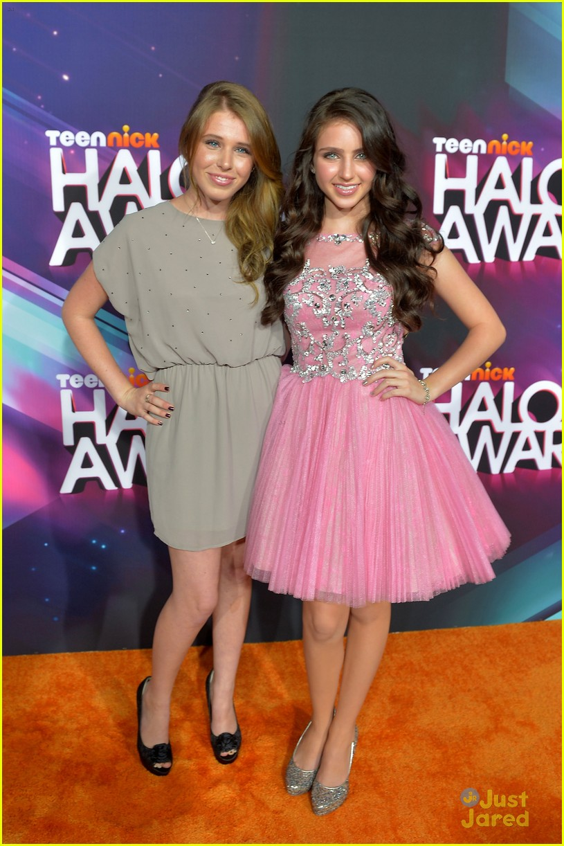 jackson brundage ryan newman halo awards 17