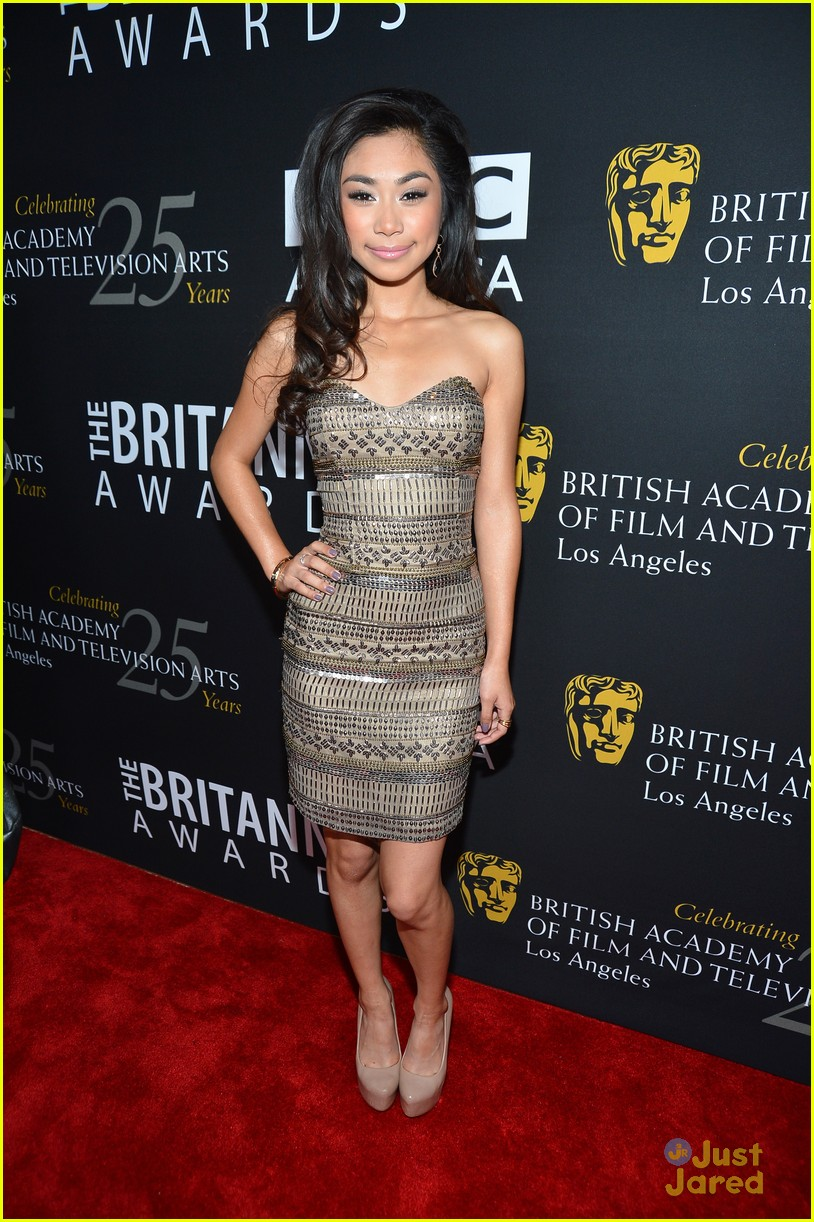 jessica sanchez britania awards 04
