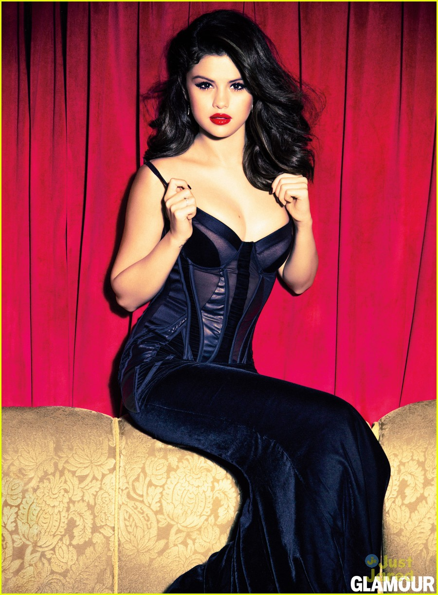 selena gomez glamour december cover 01
