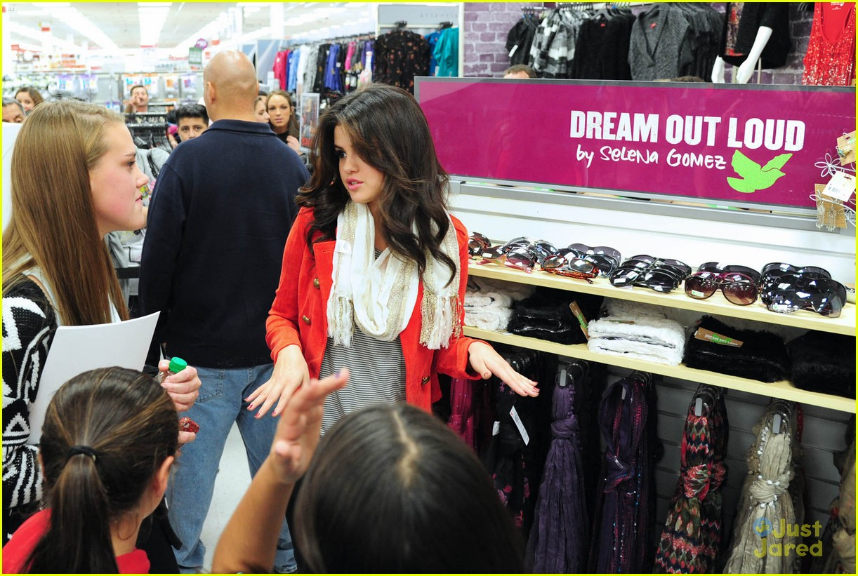 selena gomez kmart white plains 11