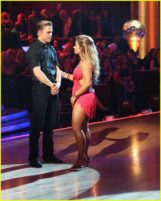 shawn johnson derek hough second dwts 20