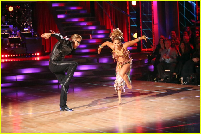 shawn johnson derek hough bad dwts 08