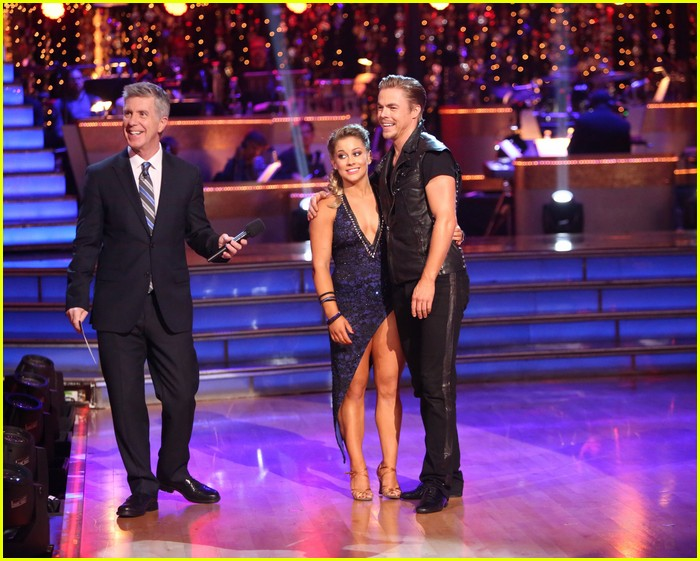 shawn johnson derek hough bad dwts 11