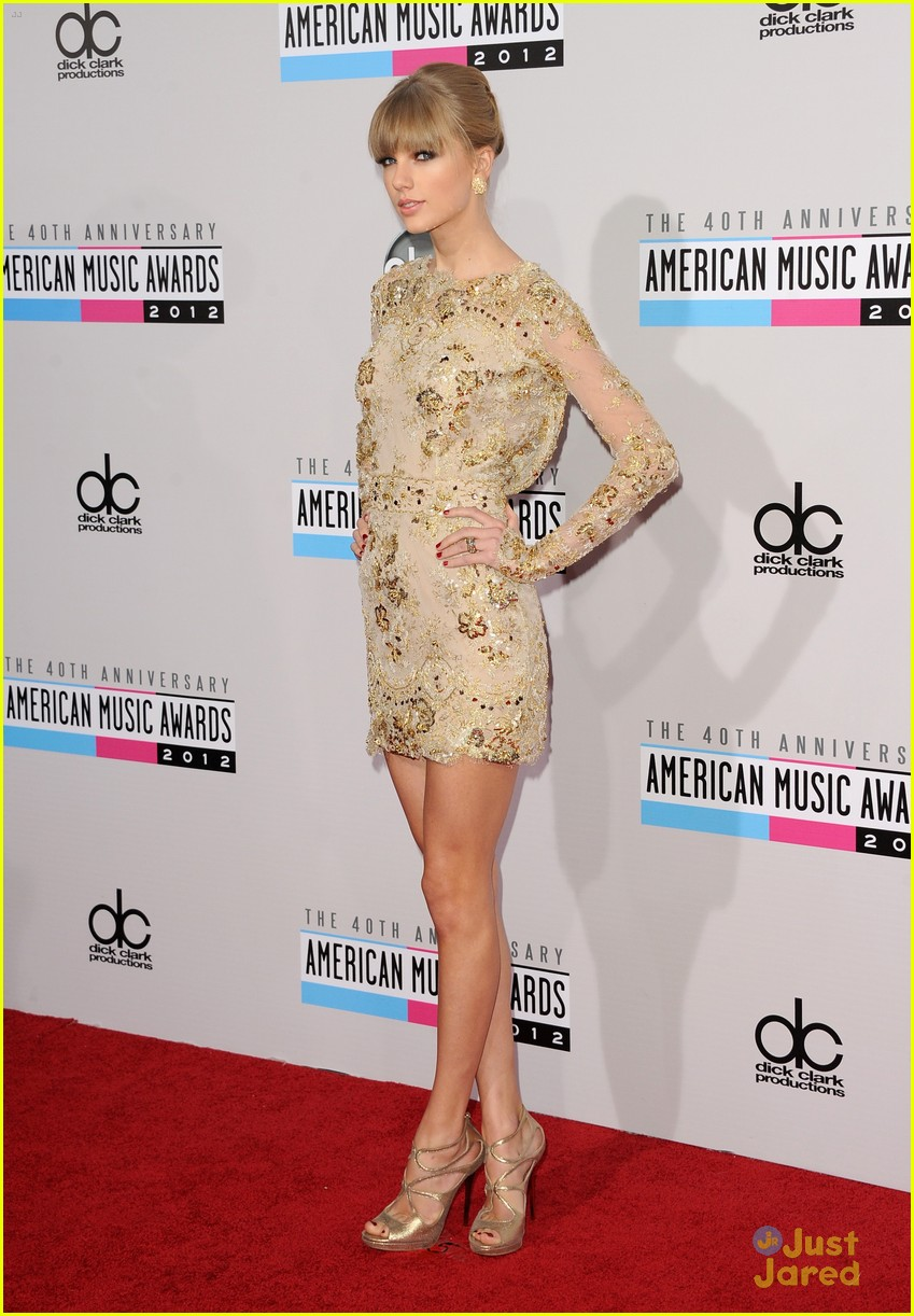 taylor swift 2012 amas 02