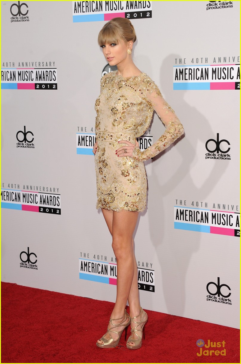 taylor swift 2012 amas 13