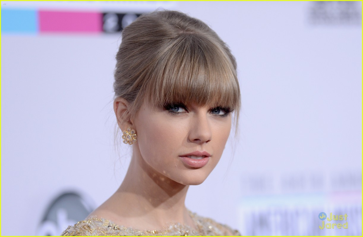 taylor swift 2012 amas 14