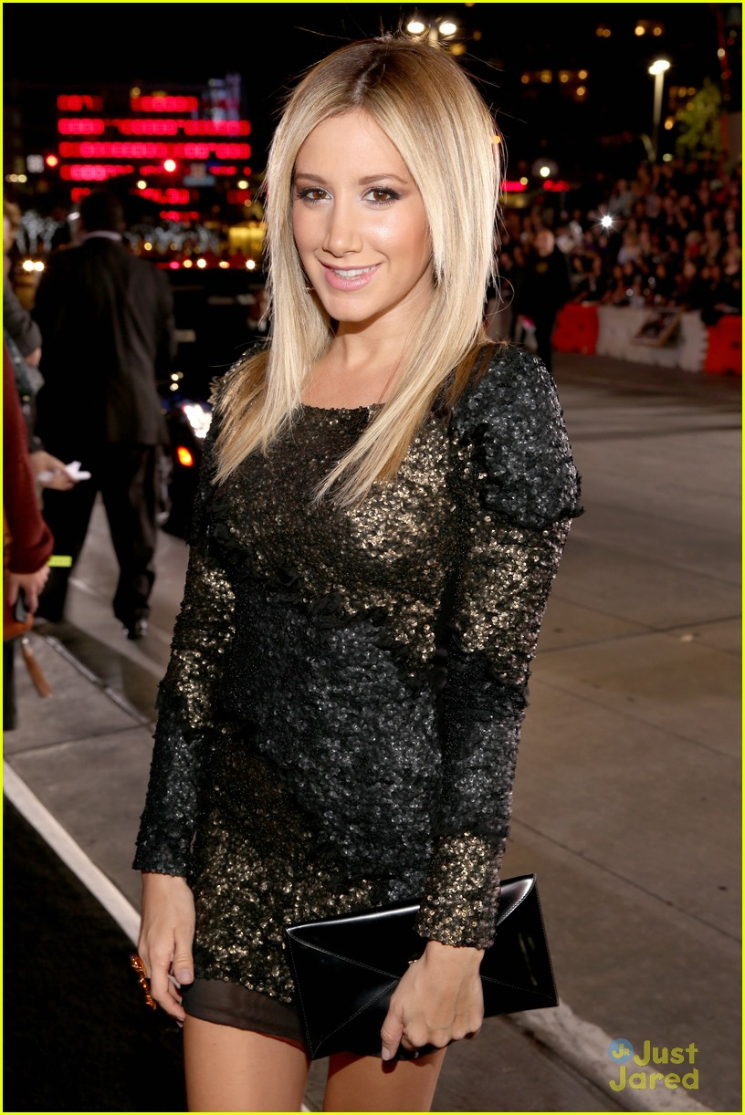 ashley tisdale bd premiere 08