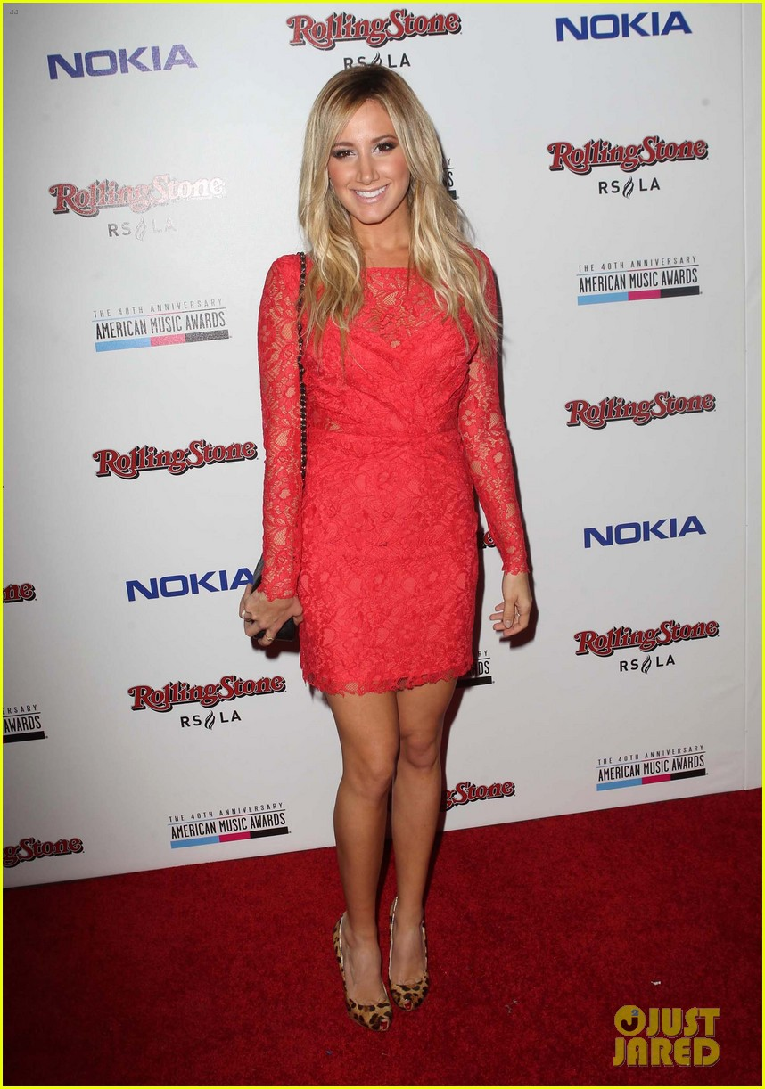 ashley tisdale rolling stone ama after party 03
