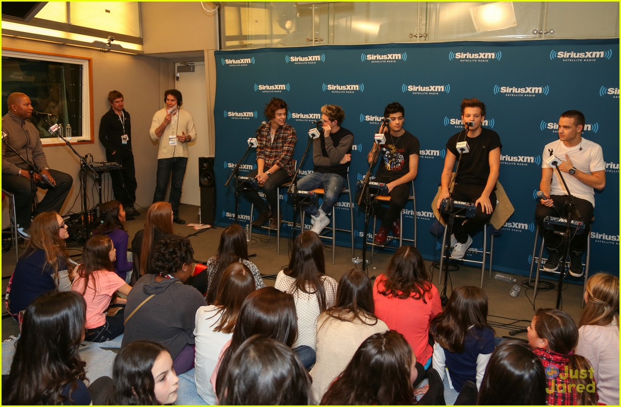 one direction sirius heathrow 10