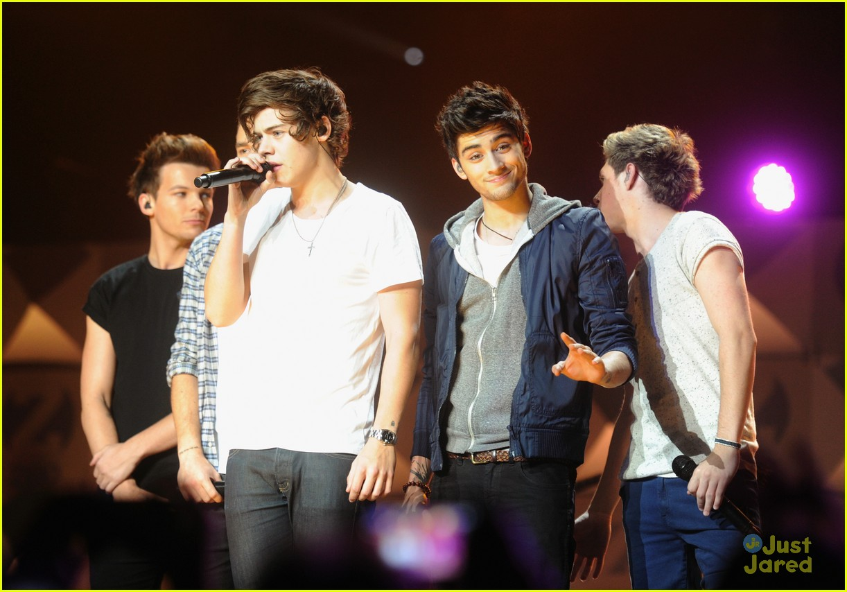 one direction z100 jingle ball 07