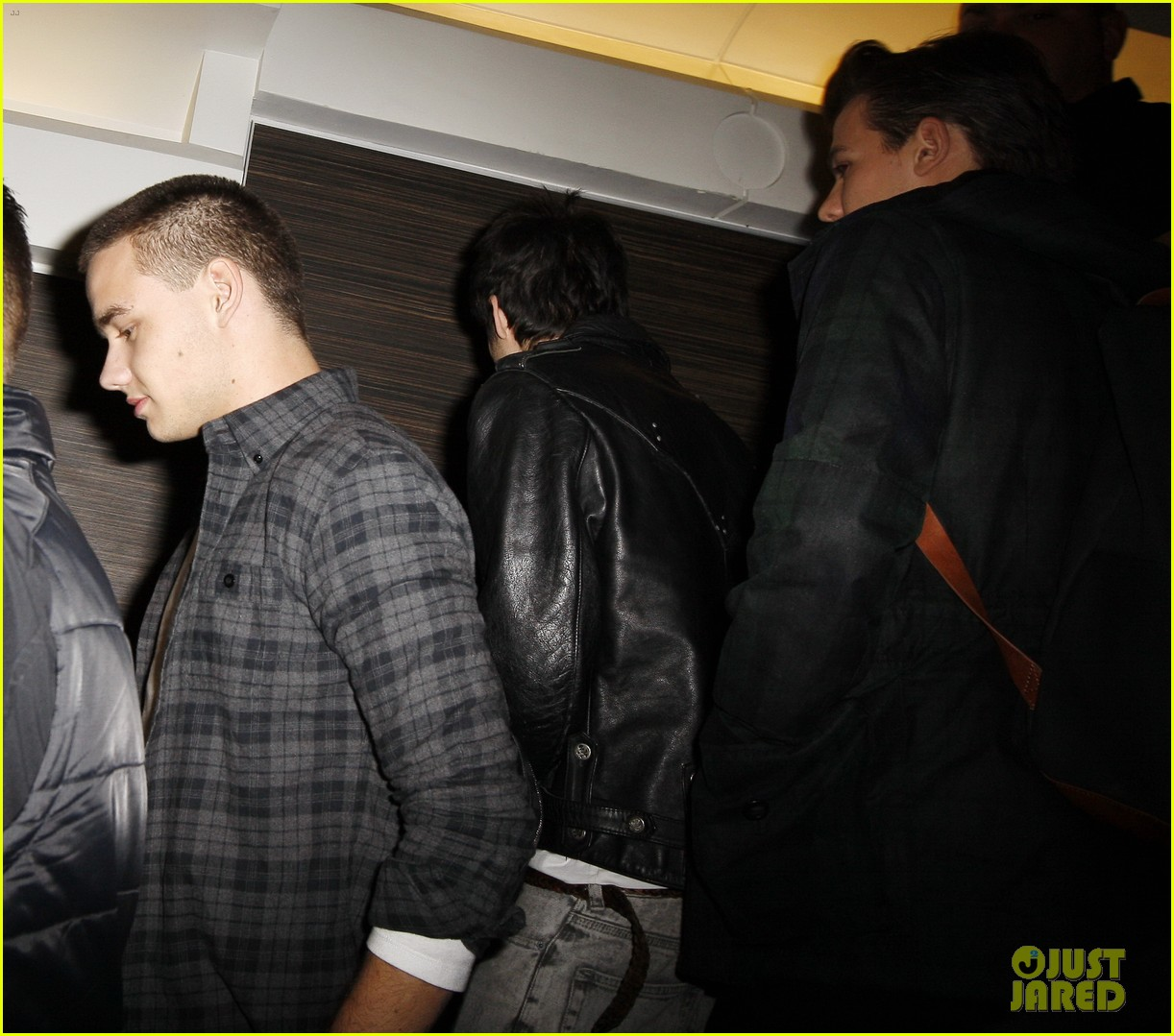 one direction lax departure 10