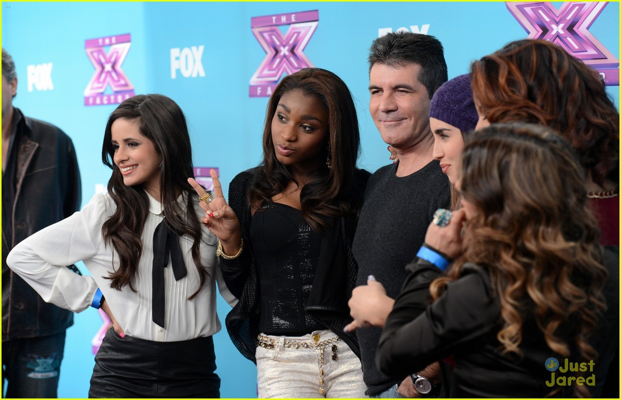 fifth harmony xfactor conference 03